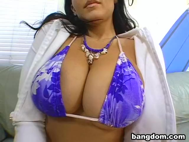 Surfer Chick with Big Tits