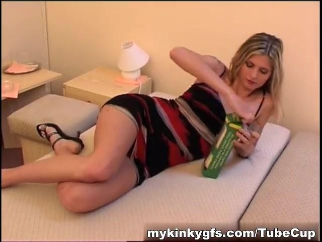 MyKinkyGfs Video: Solo Girl Masturbation