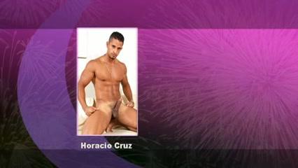 Horacio Cruz & Jaime Rosa receive pokeing Joy
