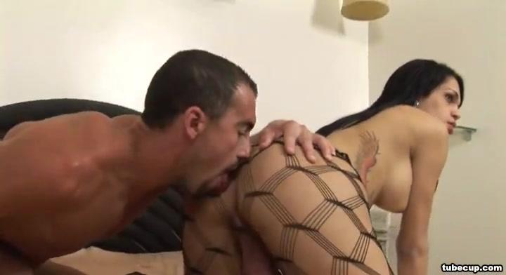 Tranny finds a new fucker