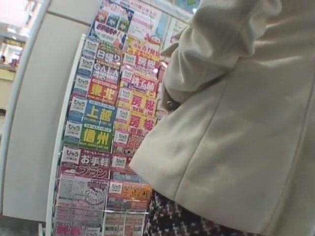 Sexual groper In Tokyo