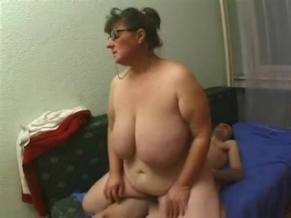 Hairy Big Mature XXX