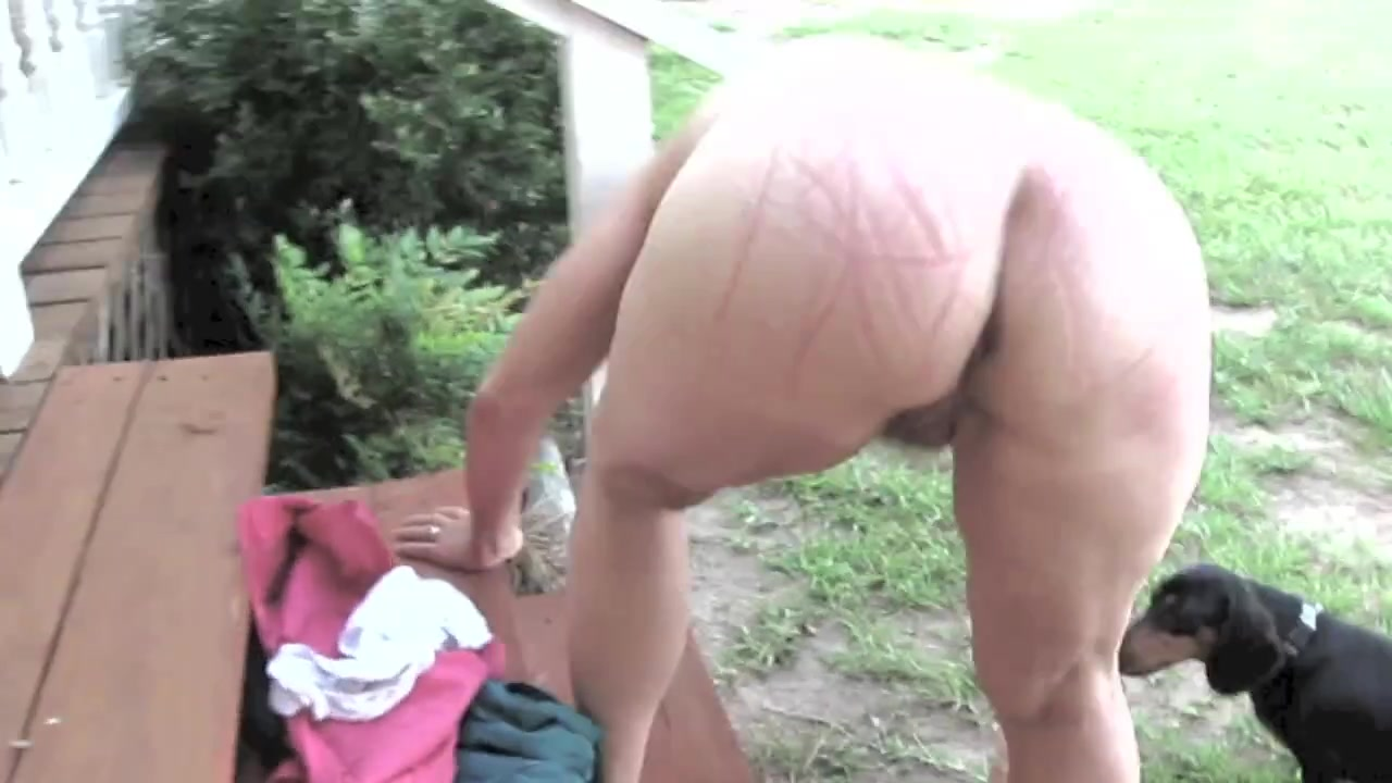 Mature Nude Female SS Gets Hers Too