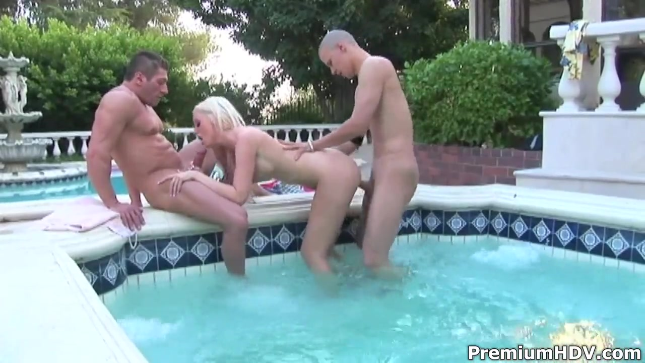 blonde kelly taylor takes many cocks outdoors