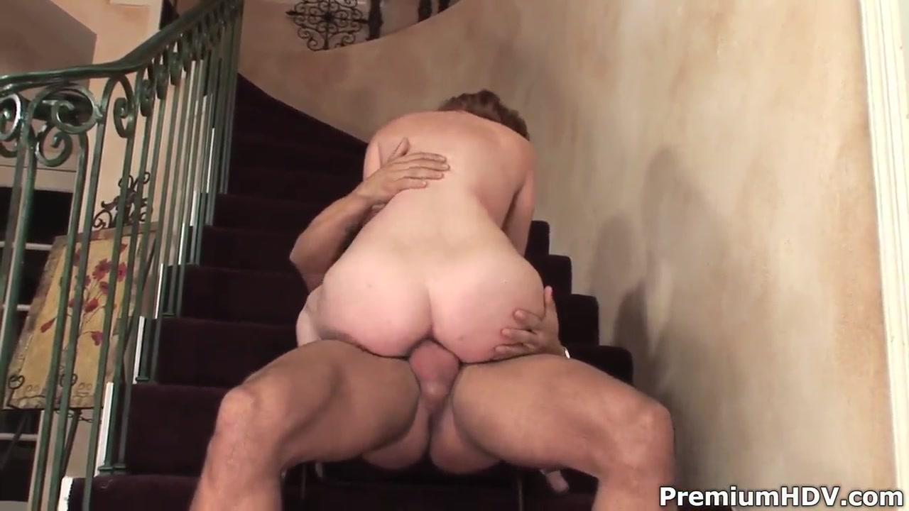 passionate milf ginger blaze banged in the pussy