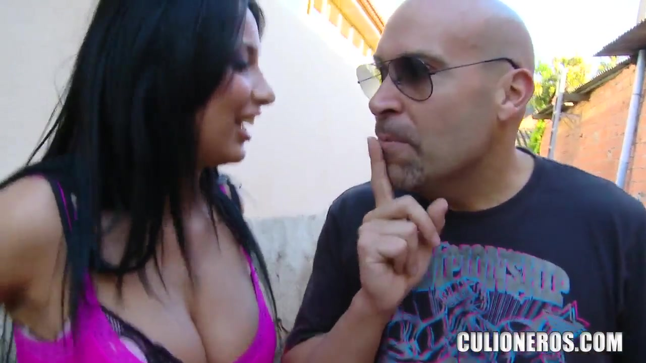 spectacular sex outdoors with anissa kate