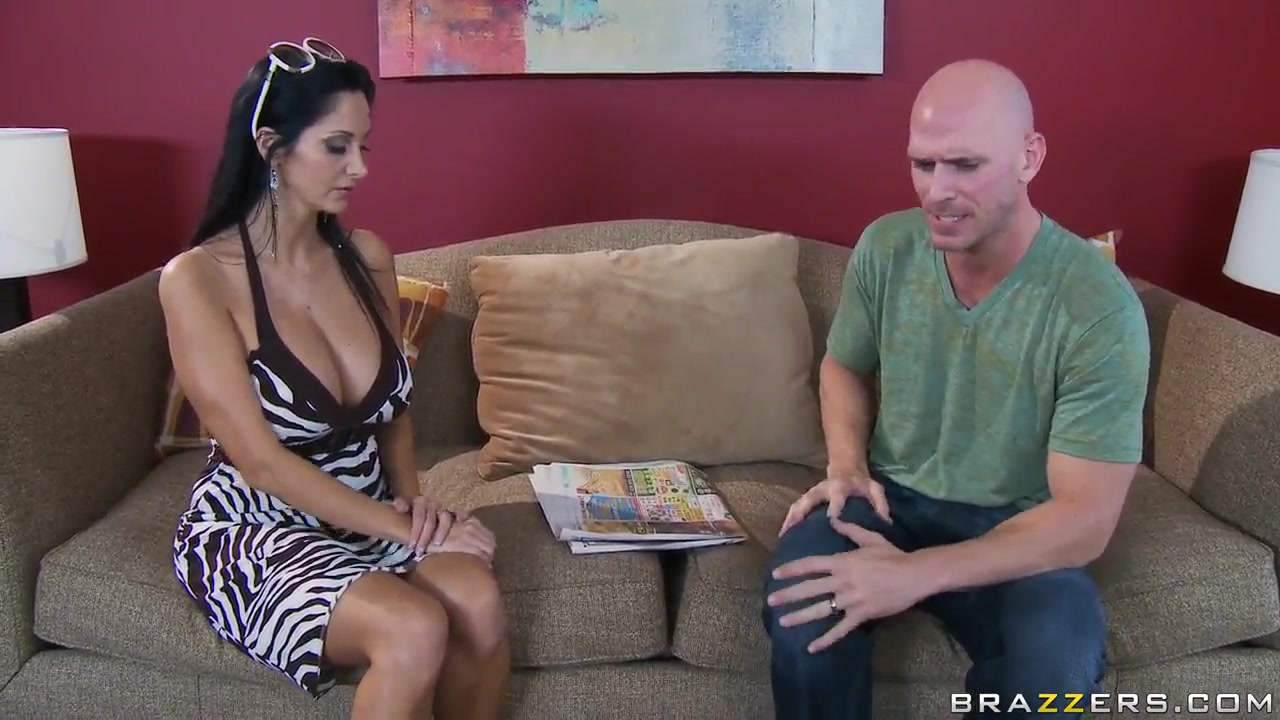 big tits boobed ava addams is possessed