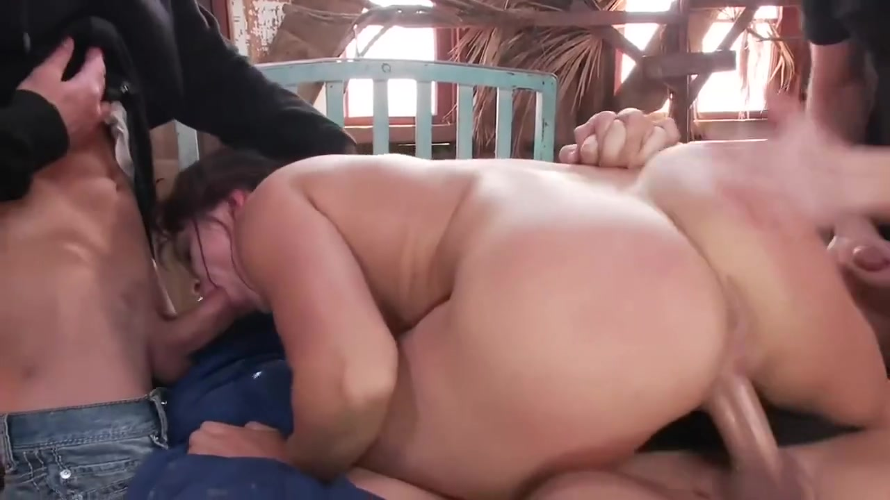 Brutal BDSM Double Penetration Gangbang! vol.58 By: FTW88