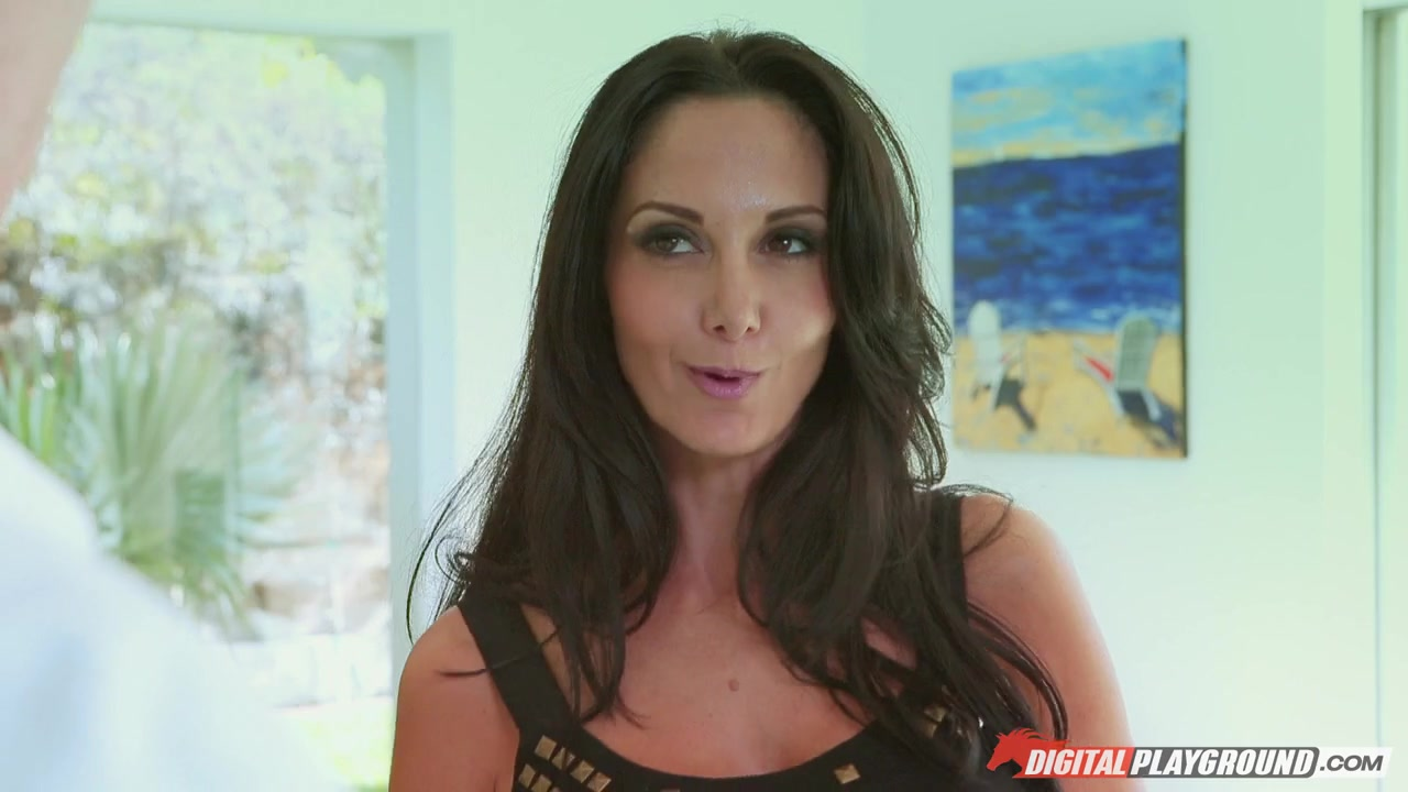 ava addams & mick blue in horny maid
