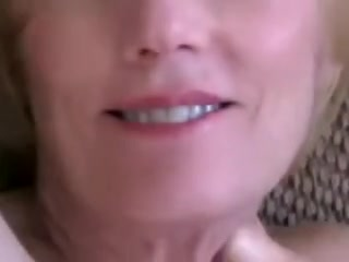 Mature and son roleplay fuck and facial