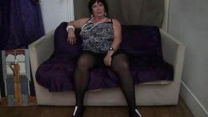 french big beautiful woman 65yo granny olga fucked by two guys - double penetration