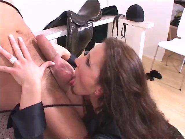 Astounding FemdomHandjob by Sexy Female-Dominant