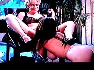 Blonde Nasty Lesbo Anal Milf With Meaty Pussy
