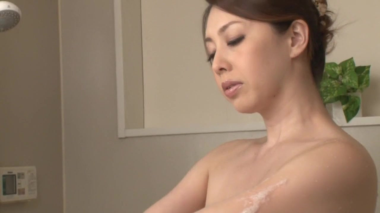 Fabulous Japanese Chick Yumi Kazama In The Best Milfs, Shower Jav Clip