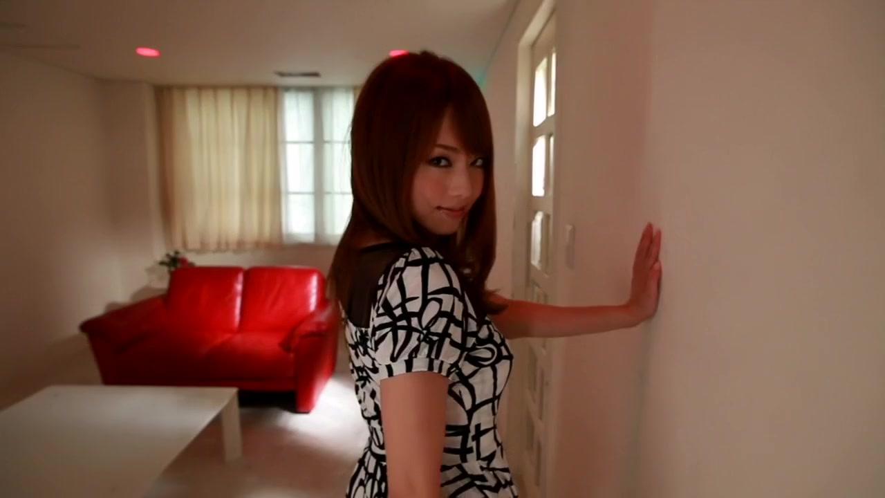 Amazing Japanese Model Akiho Yoshizawa In Incredible Fingering, Stockings Jav Film