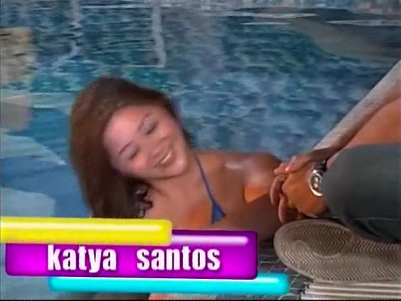 Katya Santos Viva Hot Babe Has Become Wild