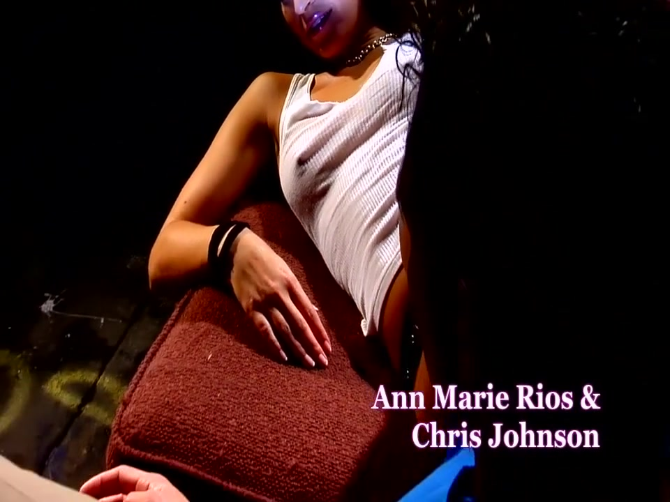 Exotic Pornstar Ann Marie Rios In The Fabulous Brunette, Xxx Blowjob Scene