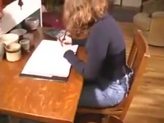 Girlfriend Gives A Nice, Slow Deepthroat And Eats Cum