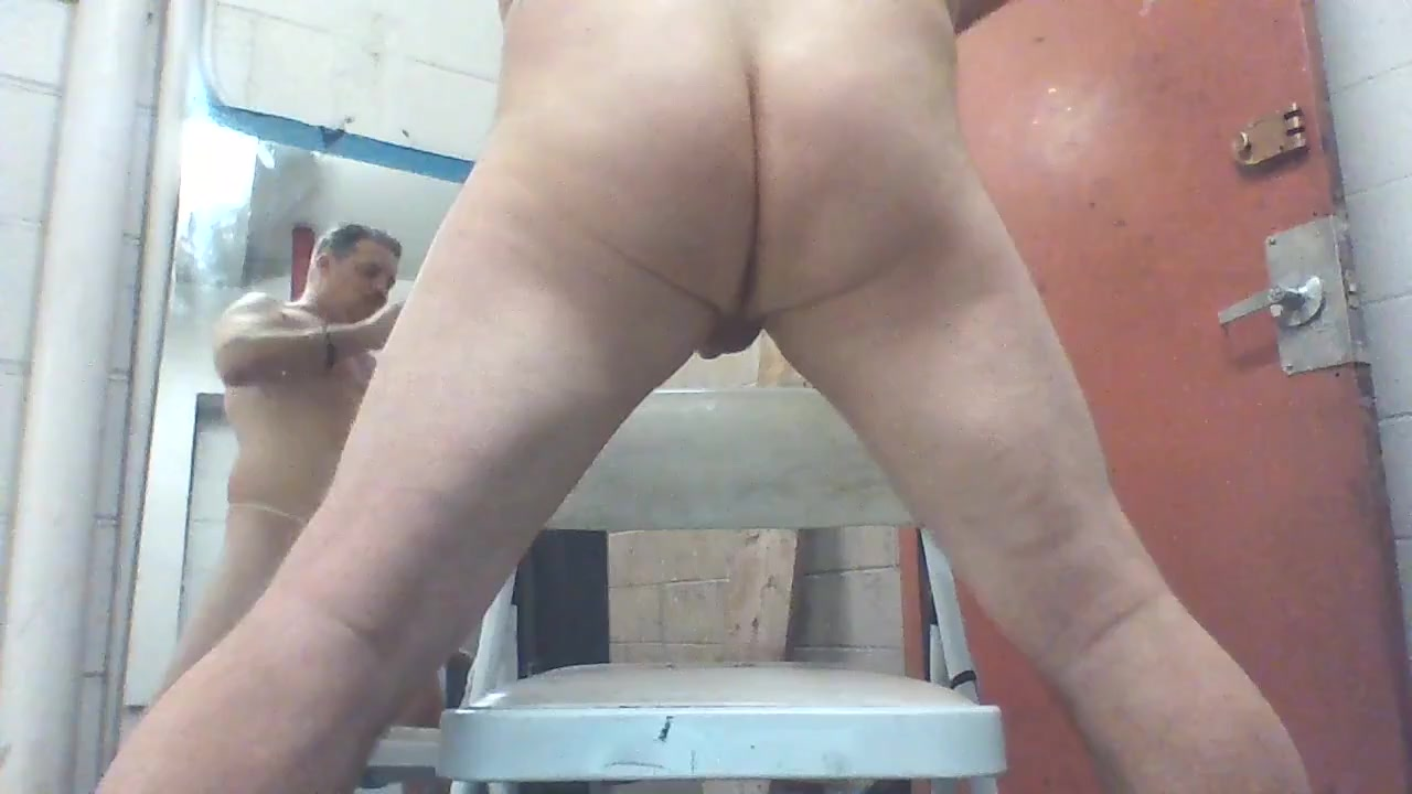 Joey D Beautiful Curvy Butt Anal On Chair N Outdoor